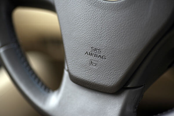 Functional car airbag